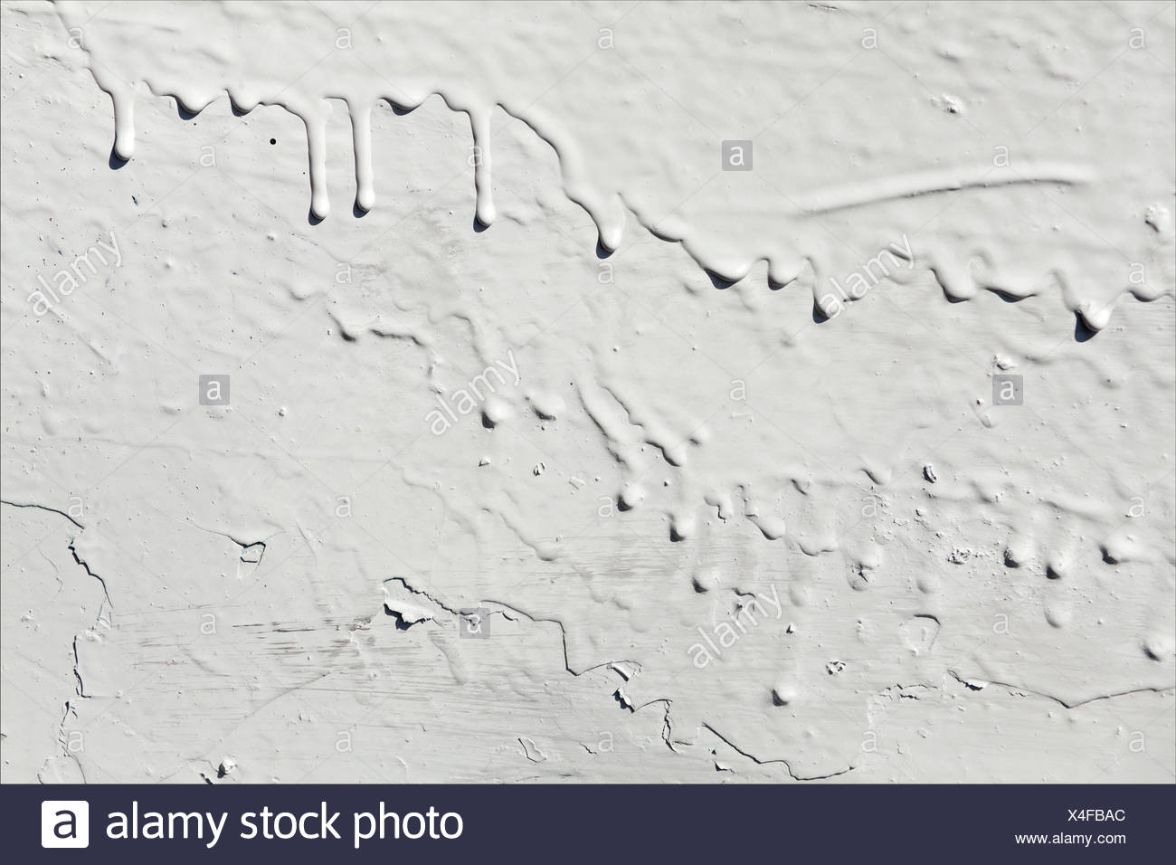 Colour Plate Paint Patch Backdrop Background White