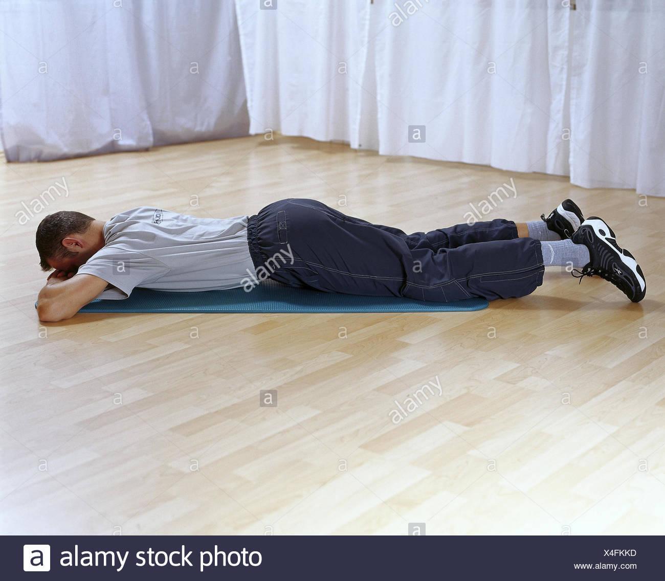 Gymnastics Mat Stock Photos & Gymnastics Mat Stock Images