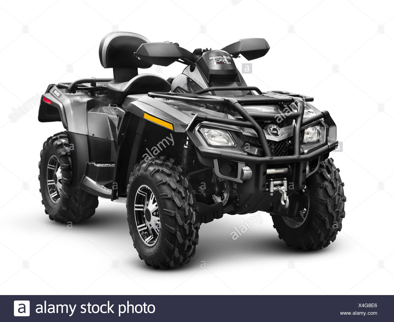 Can-Am BRP Outlander 500 ATV, Bombardier Recreational Products - Stock Image