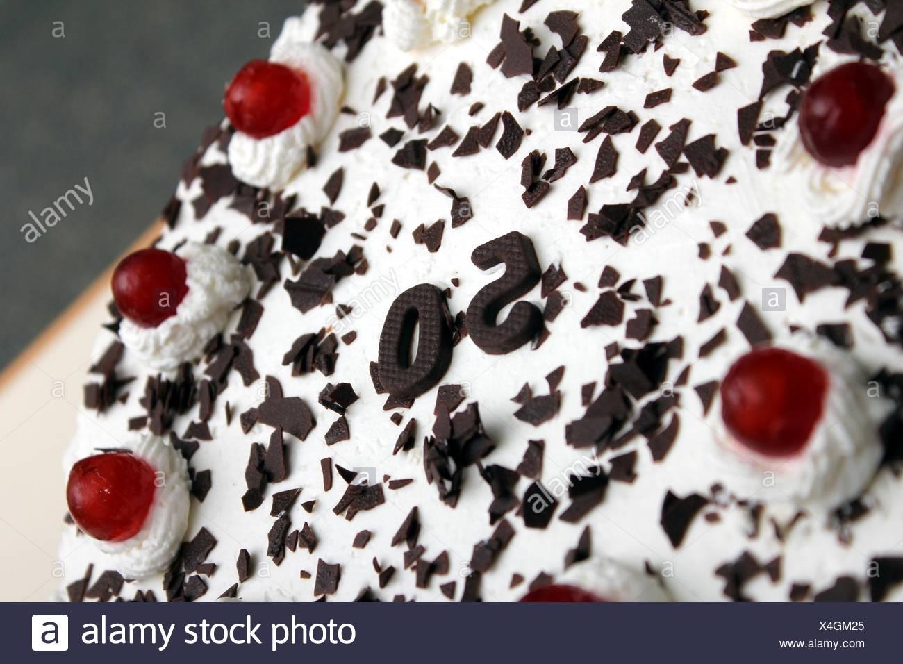 50th Birthday Cake Stock Photos Images