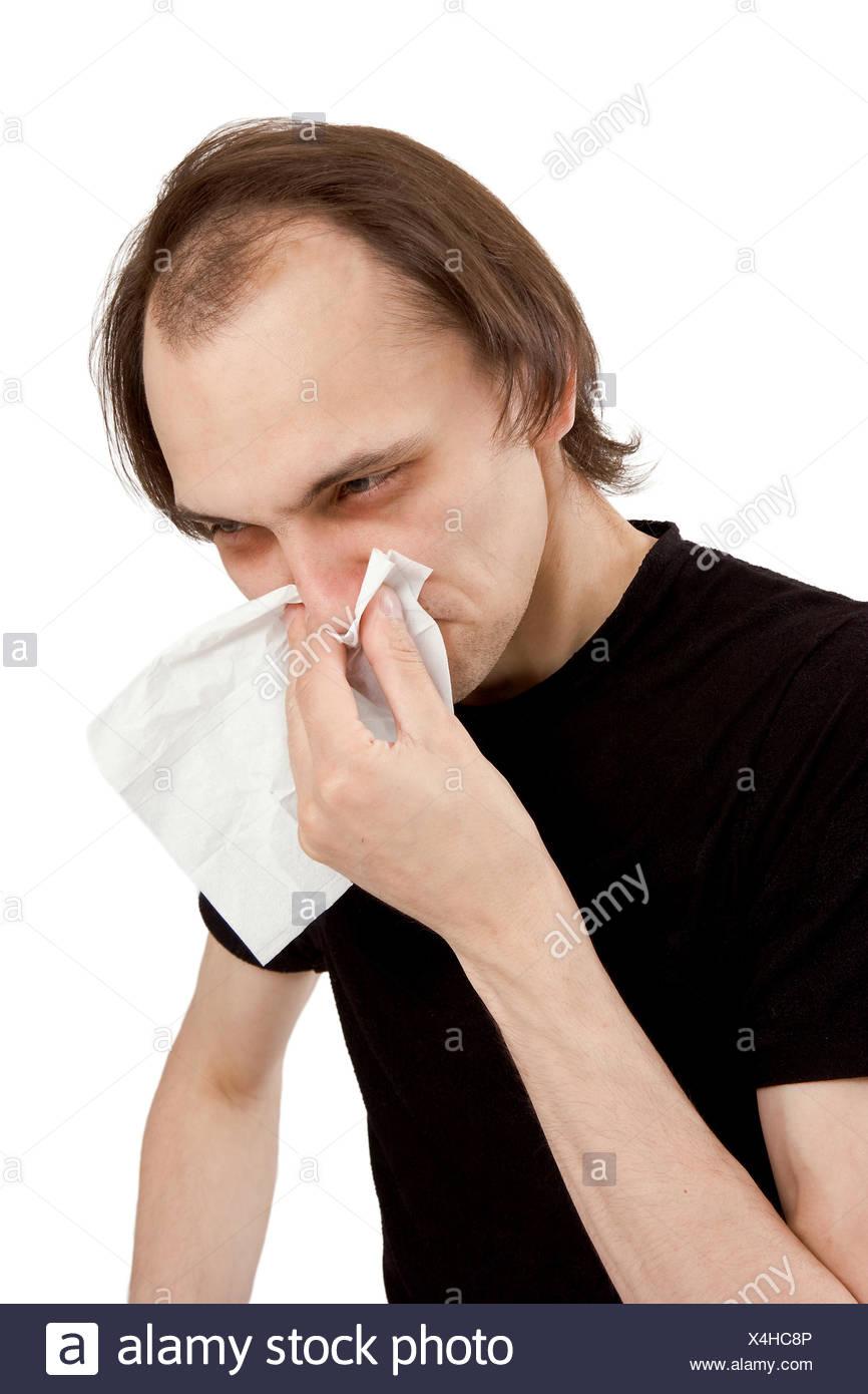illness - Stock Image
