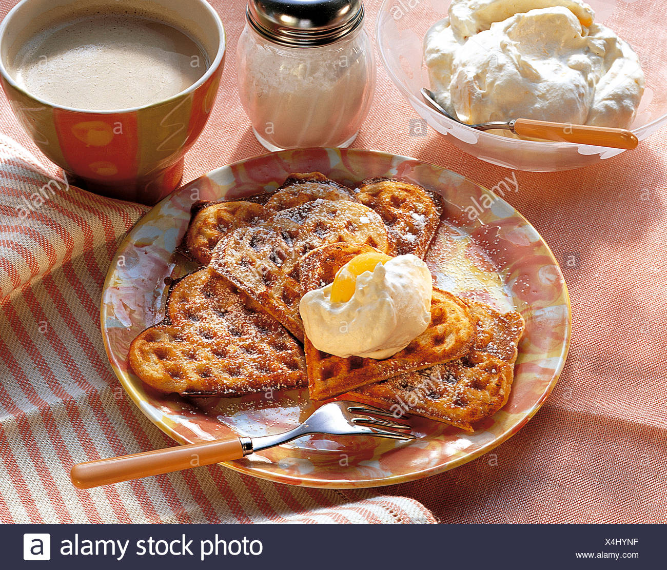 Wholemeal waffles with apricot cream whole food cuisine usa wholemeal waffles with apricot cream whole food cuisine usa recipe available for a fee forumfinder Gallery