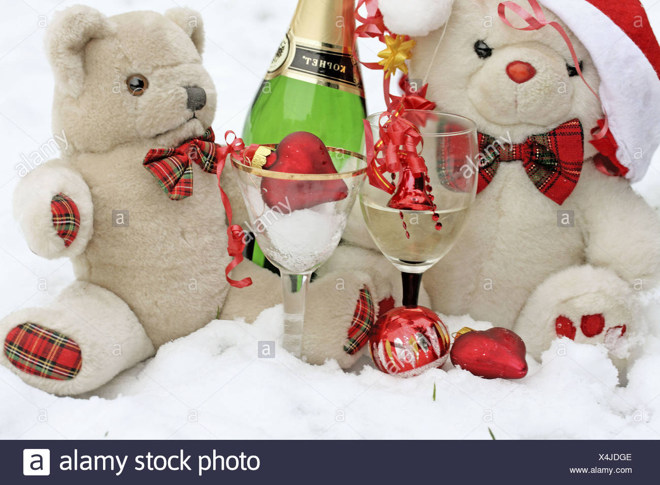 Bottle Wine And Teddy Stock Photos & Bottle Wine And Teddy Stock ...