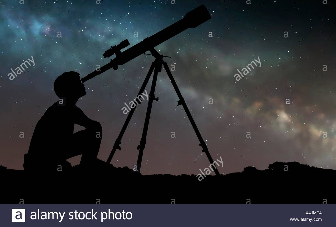 observing with a telescope in a handicap - 846×600