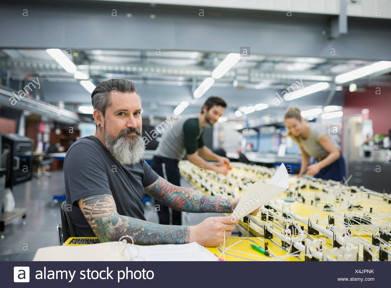 Wiring Harness Stock Photos & Wiring Harness Stock Images - Alamy