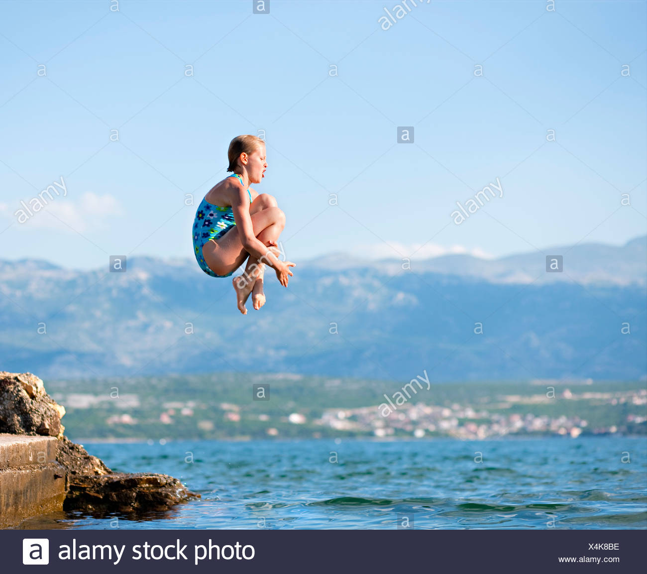 Cannonball Diving Stock Photos & Cannonball Diving Stock Images - Alamy