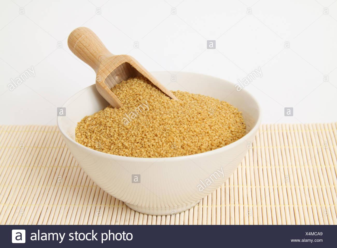 Couscous - Stock Image