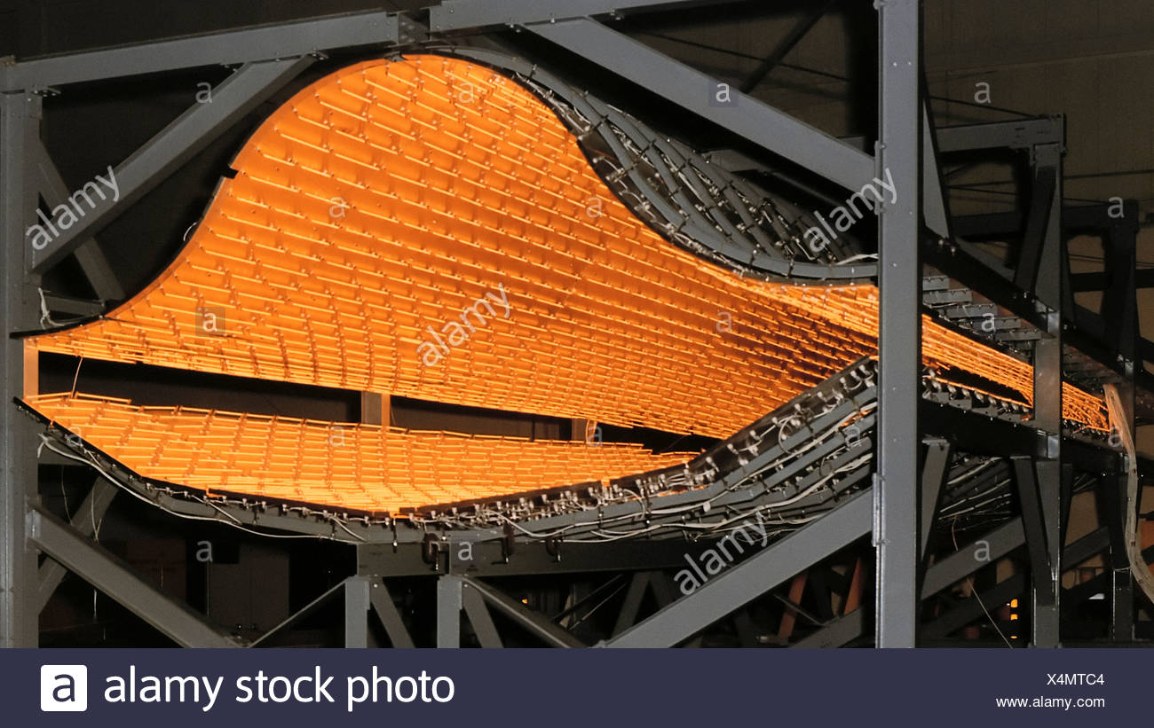 Radiant Heater for YF-12 - Stock Image