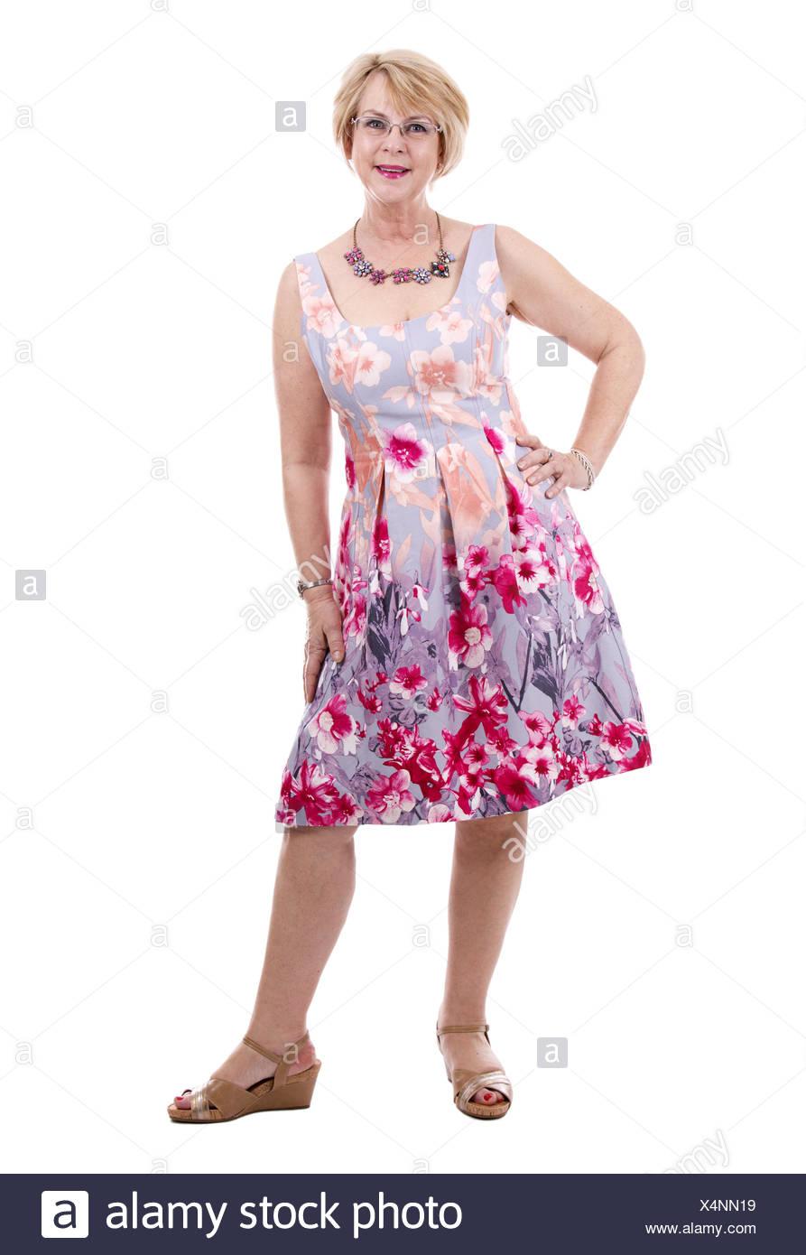 Upscale Caucasian Woman Stock Image