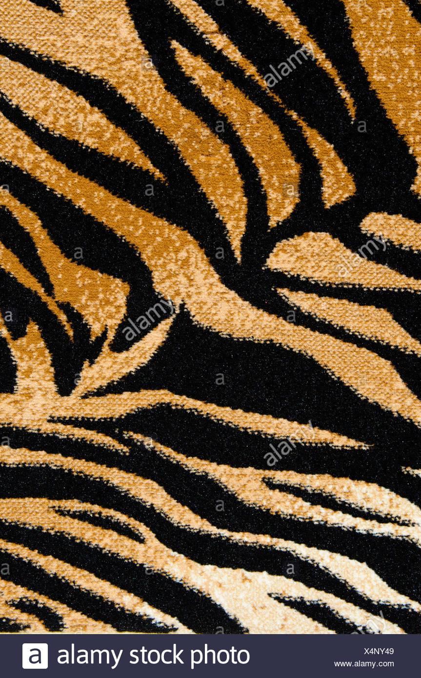 Tiger Print Background Stock Photo: 278306793 - Alamy