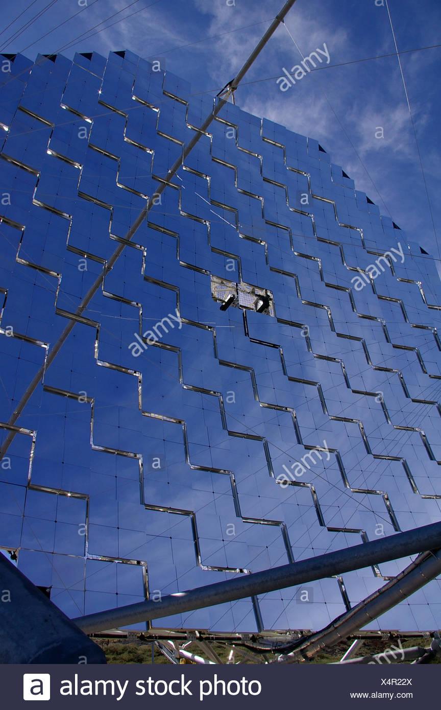 engineering telescope observatory gamma radiation parabolic