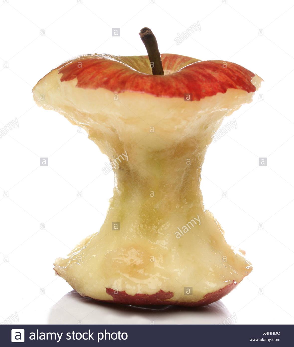 fruit consume eaten - Stock Image