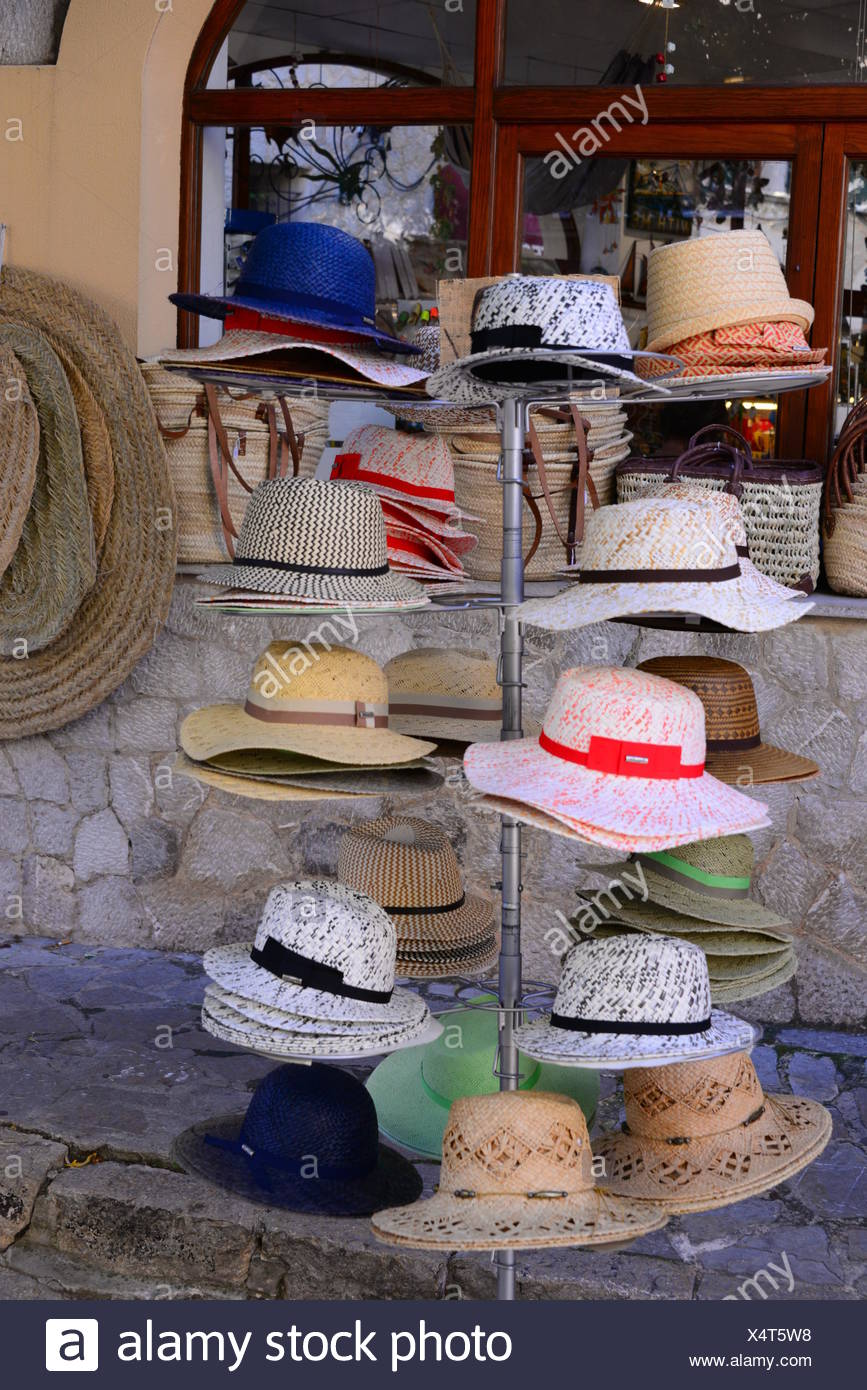 spain - mallorca - souvenirs Stock Photo