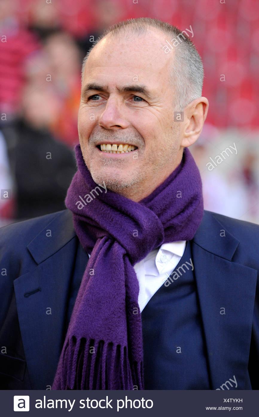 Manager Rolf DOHMEN Karlsruher SC Germany - Stock Image