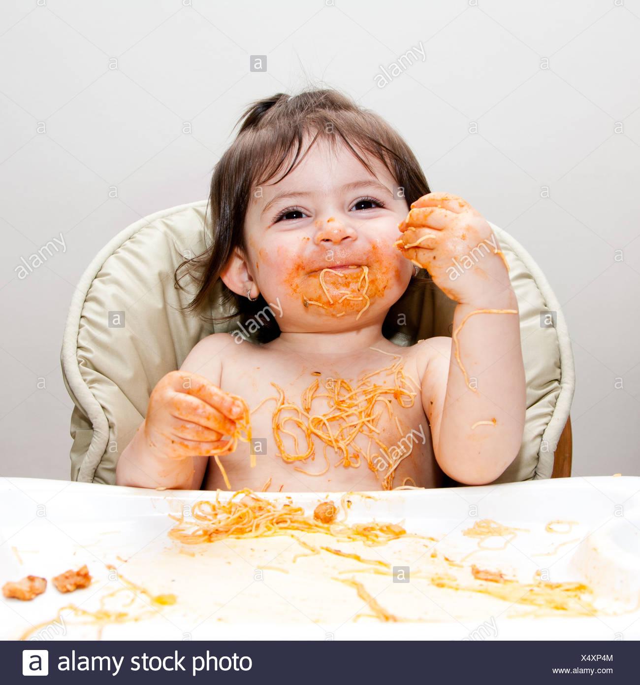 Sloppy eater sloppy lover