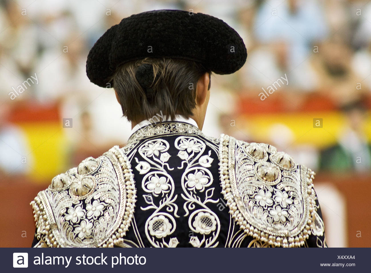 Bullfighter Hat Stock Photos   Bullfighter Hat Stock Images - Alamy ec578a76da8