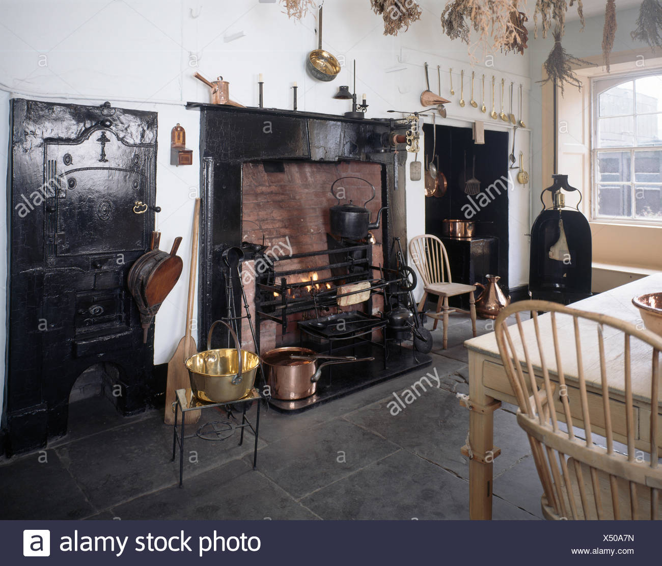 Page 2 Victorian Kitchen High Resolution Stock Photography And Images Alamy