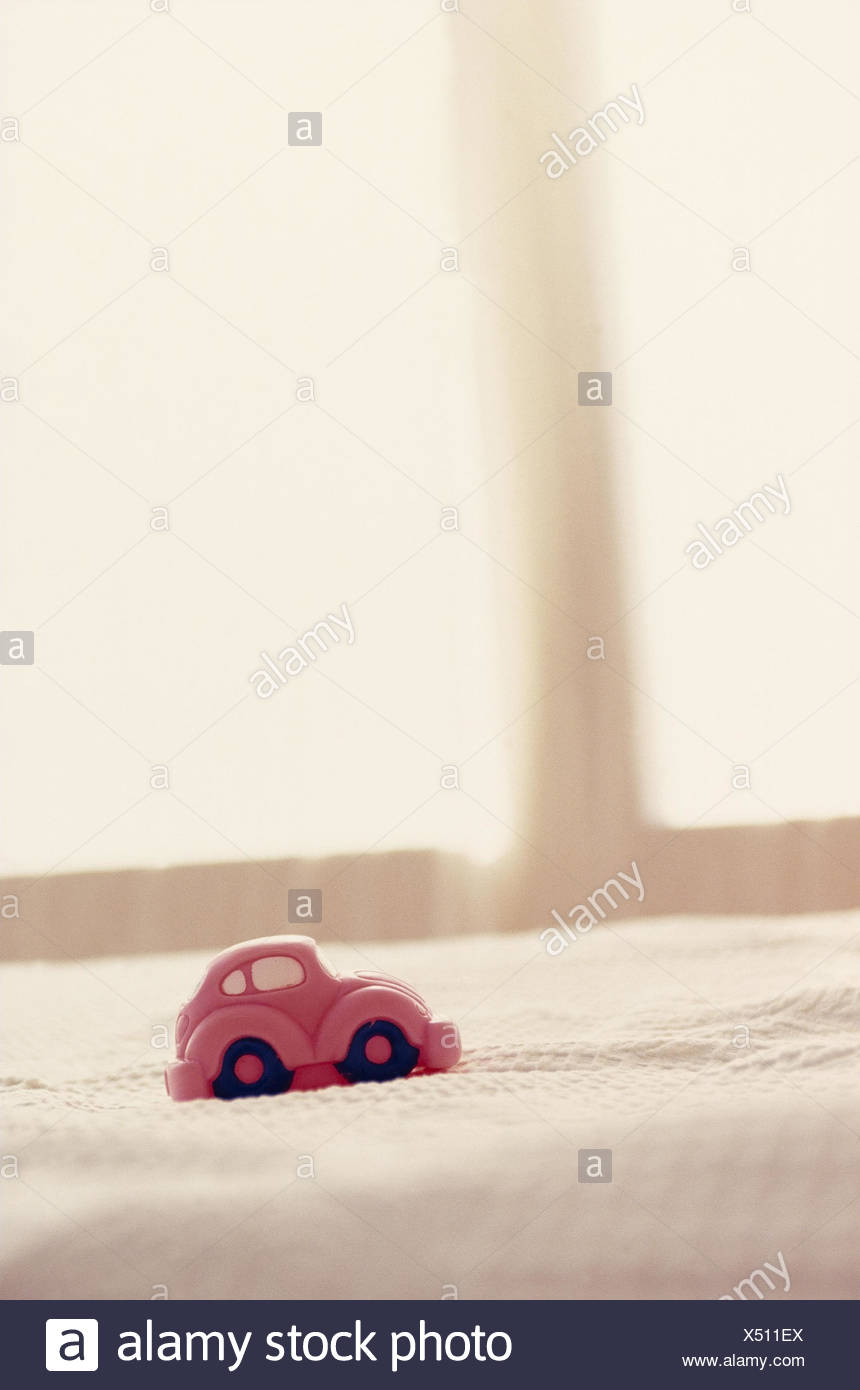 Bed Detail Toys Car Still Life Product Photography Toys Car