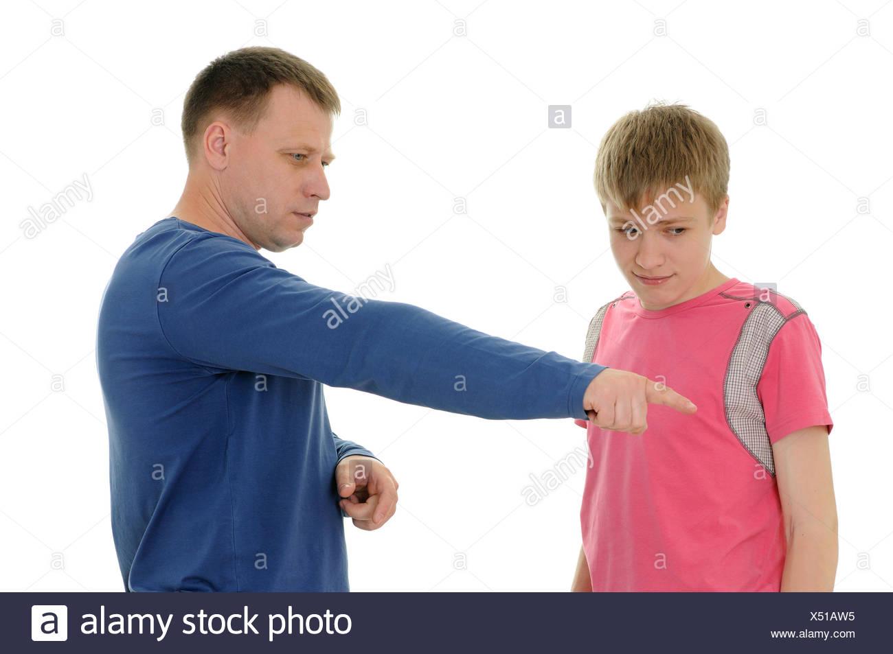 Men com daddy