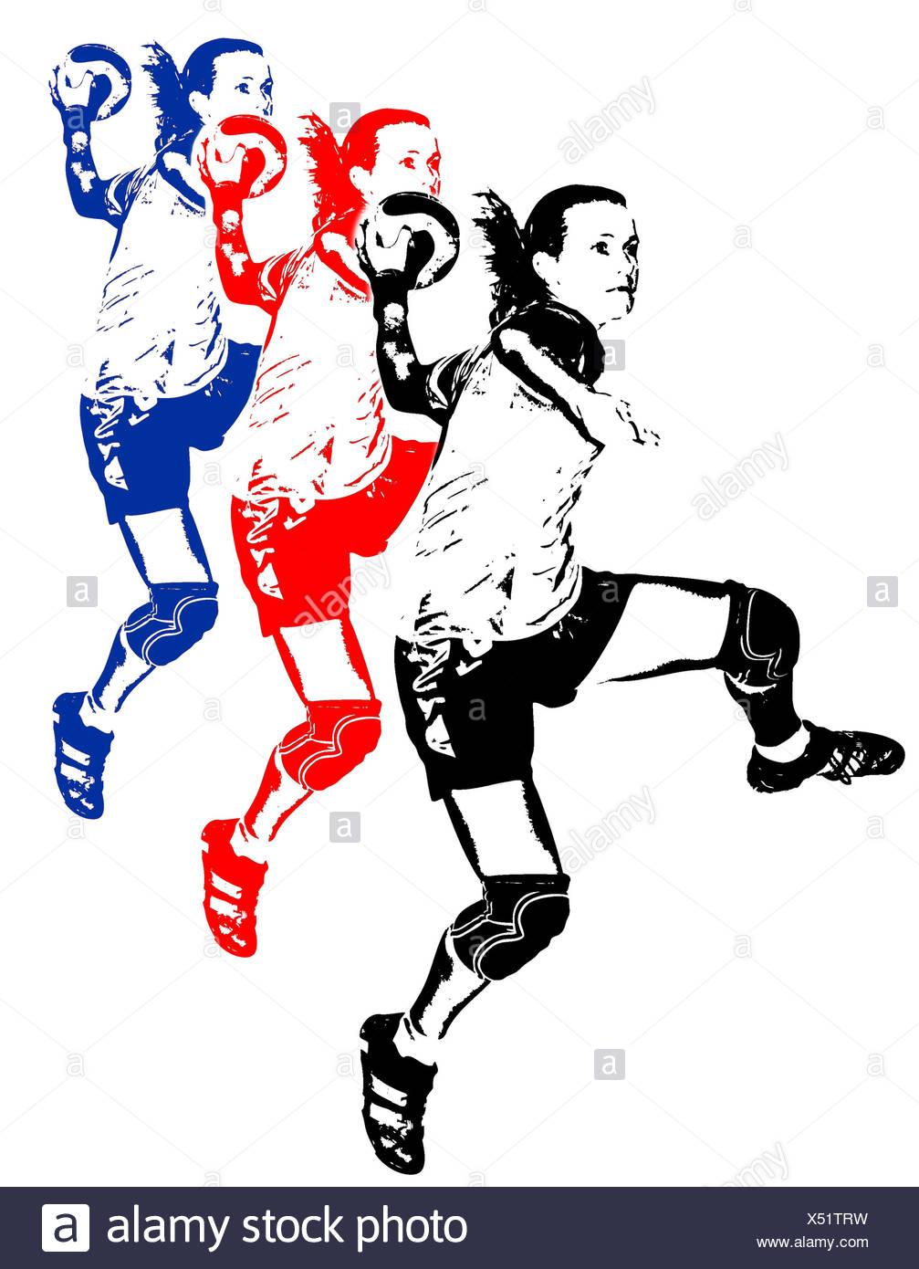 sport sports ball sport - Stock Image