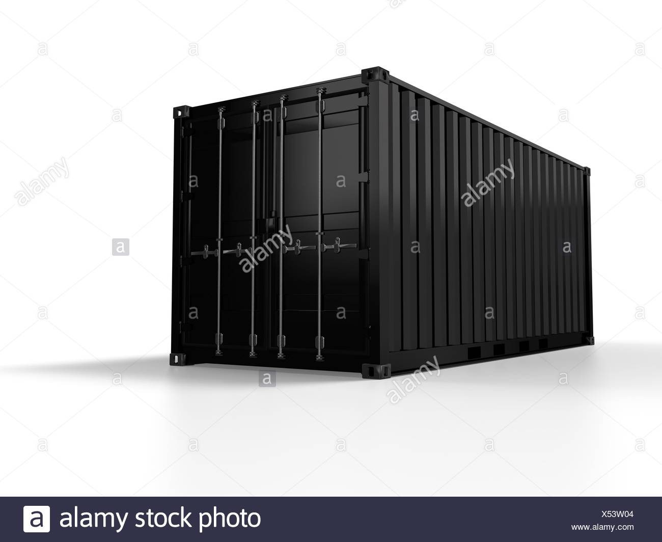 container - Stock Image