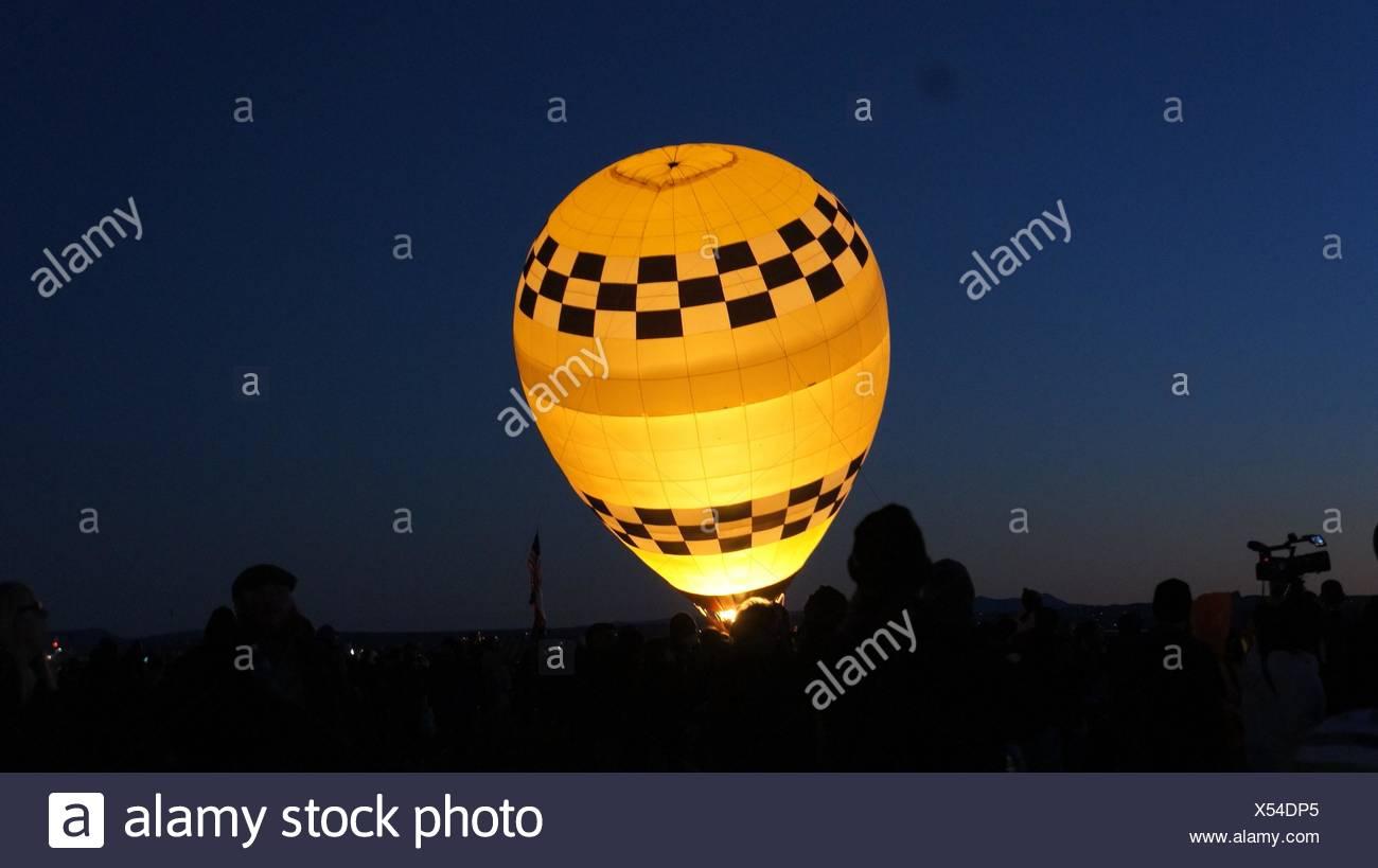 Baloon Festival - Stock Image