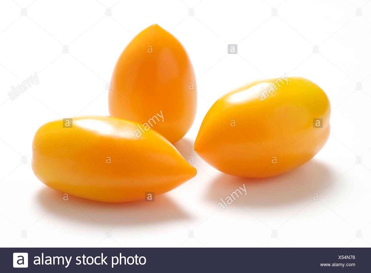 Tomato varieties:  Orama - Stock Image