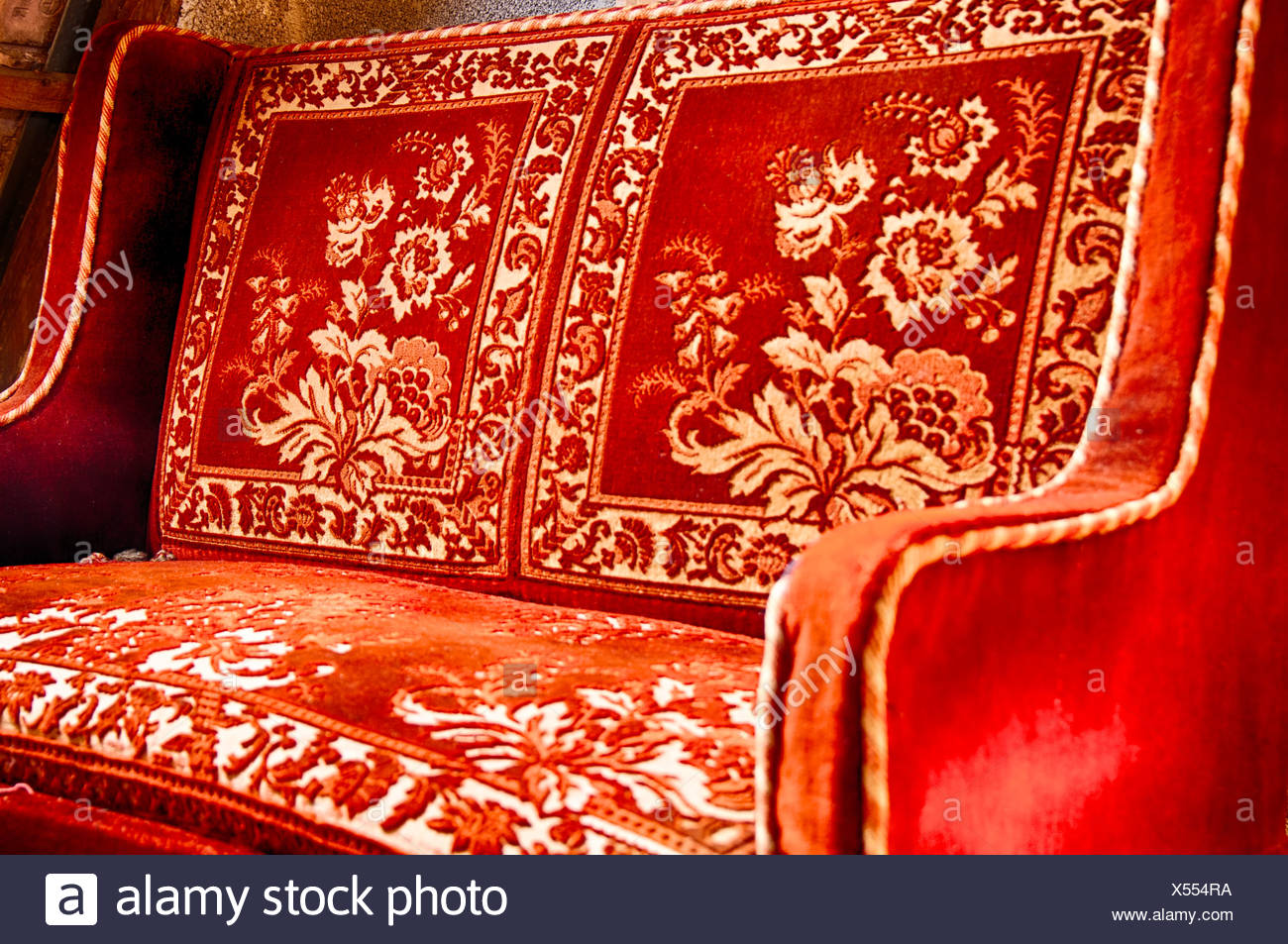 Really Old Furniture Stock Photo 278552718 Alamy