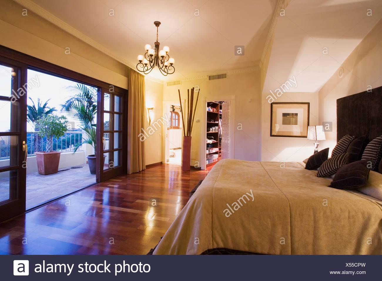 Modern Wooden Balcony 6