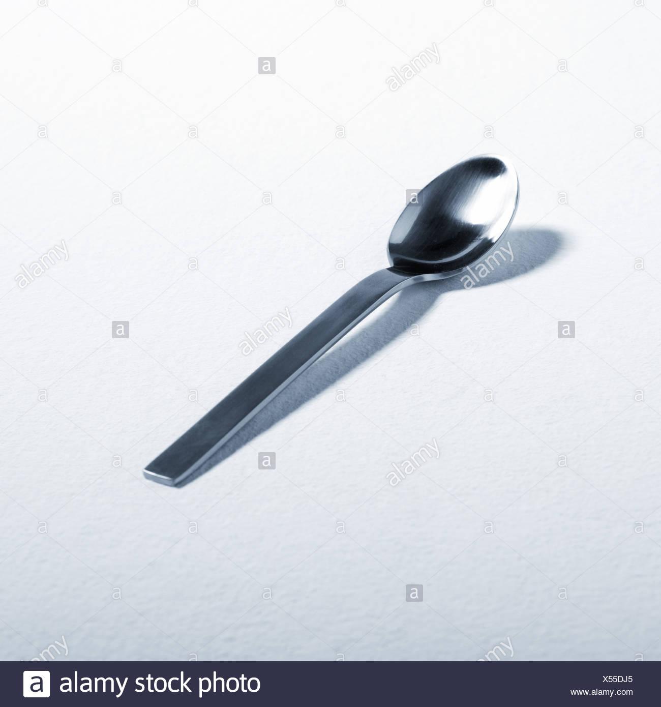 Spoon - Stock Image