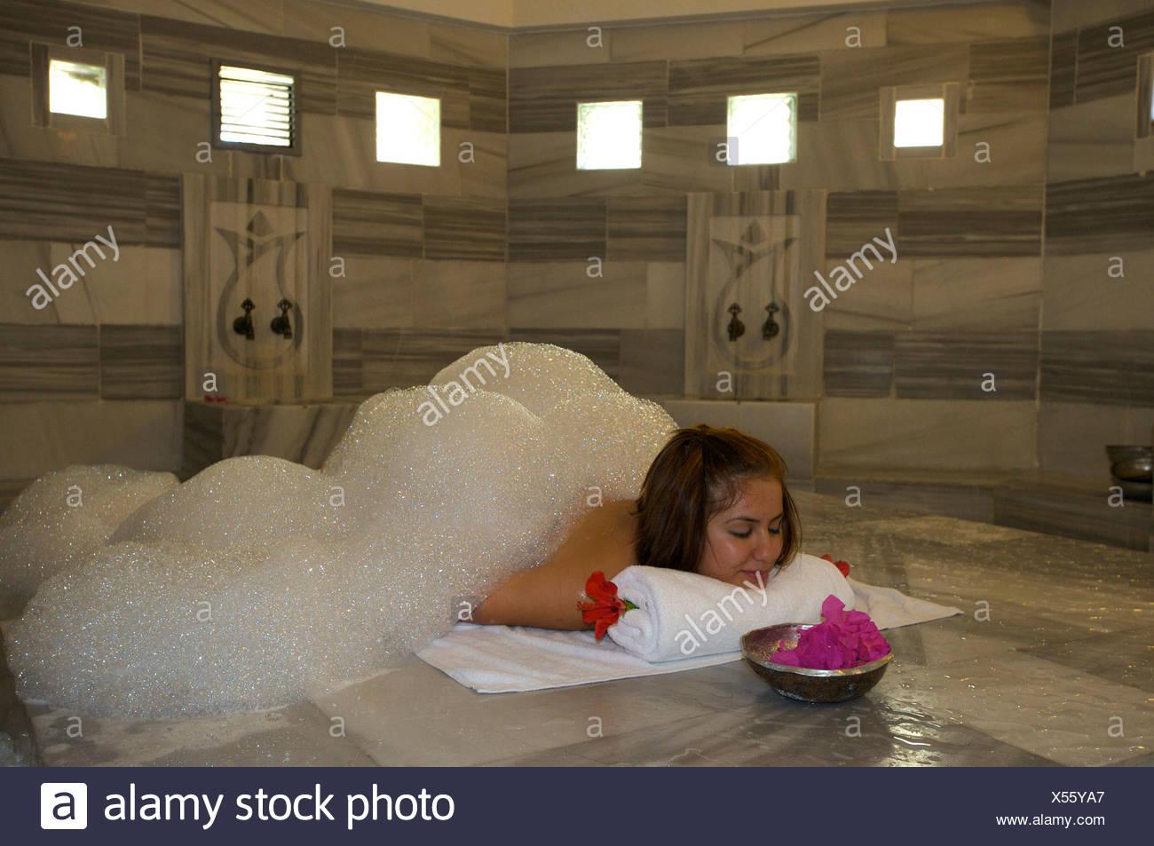 Turkish bath women orgy