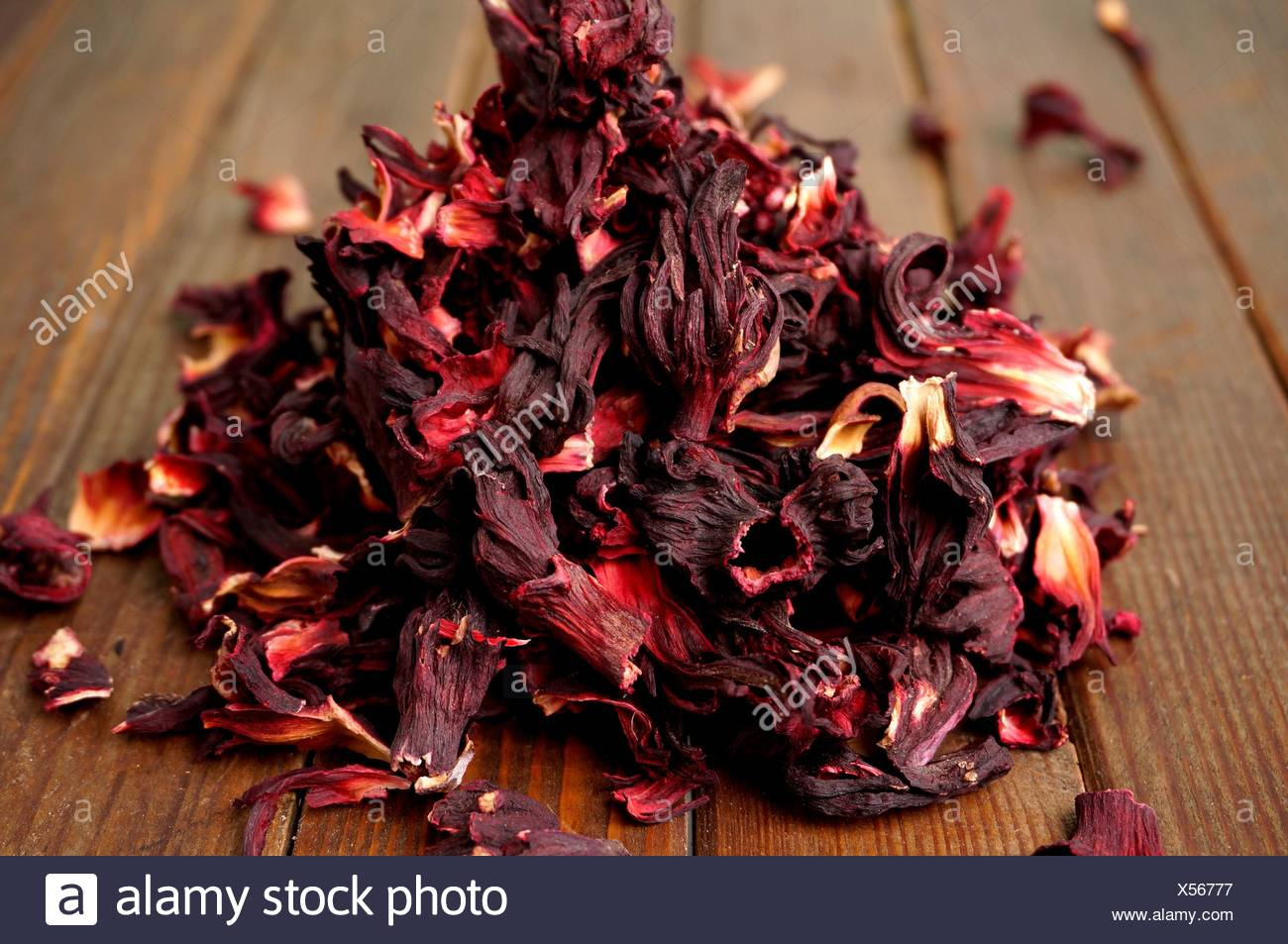 Dried Hibiscus Flower Stock Photos Dried Hibiscus Flower Stock