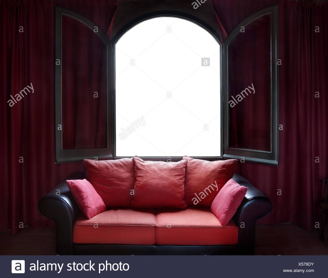 Sofa Near Window Stock Photos Sofa Near Window Stock Images Page