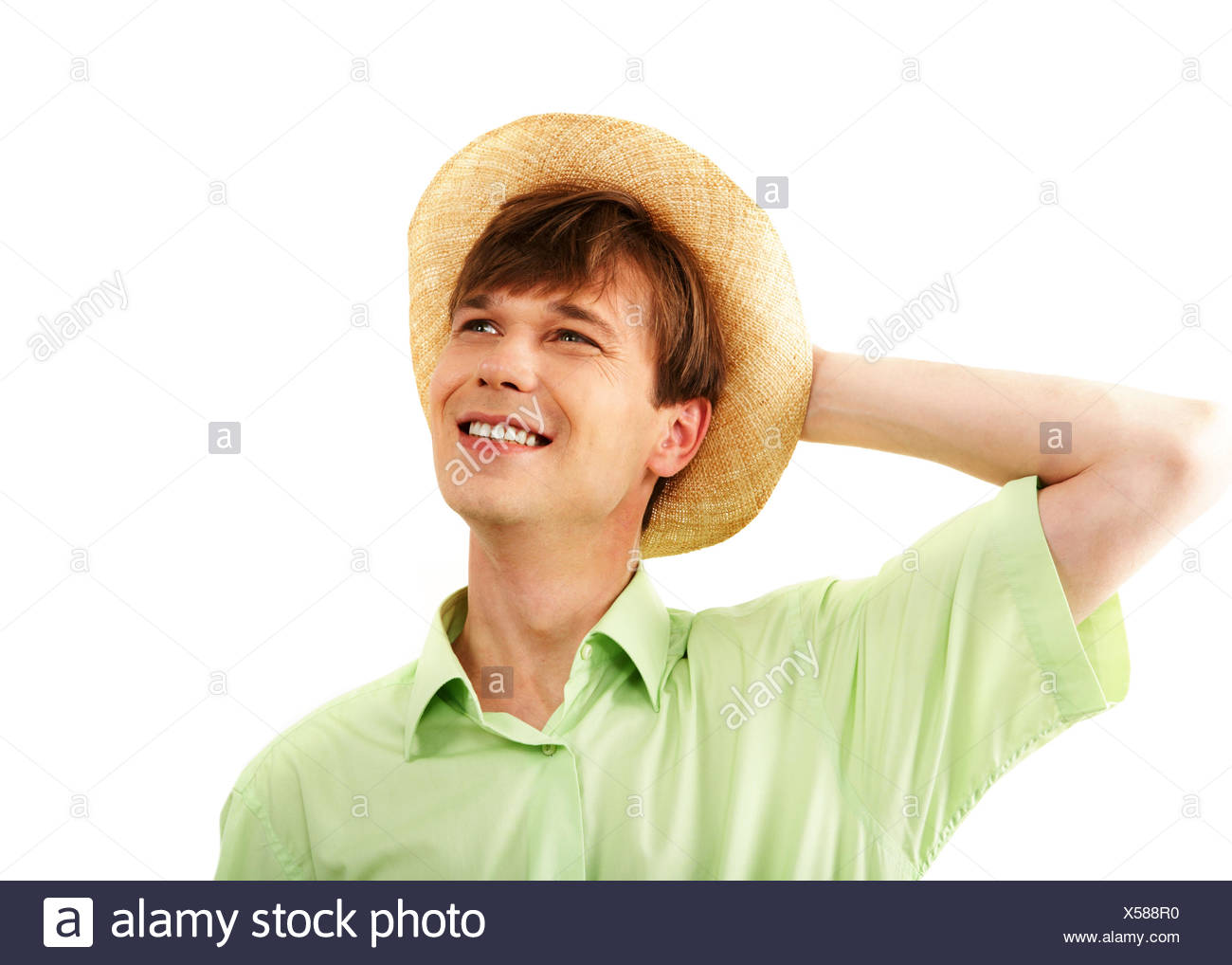 guy, humans, human beings, people, folk, persons, human, human being, laugh, - Stock Image
