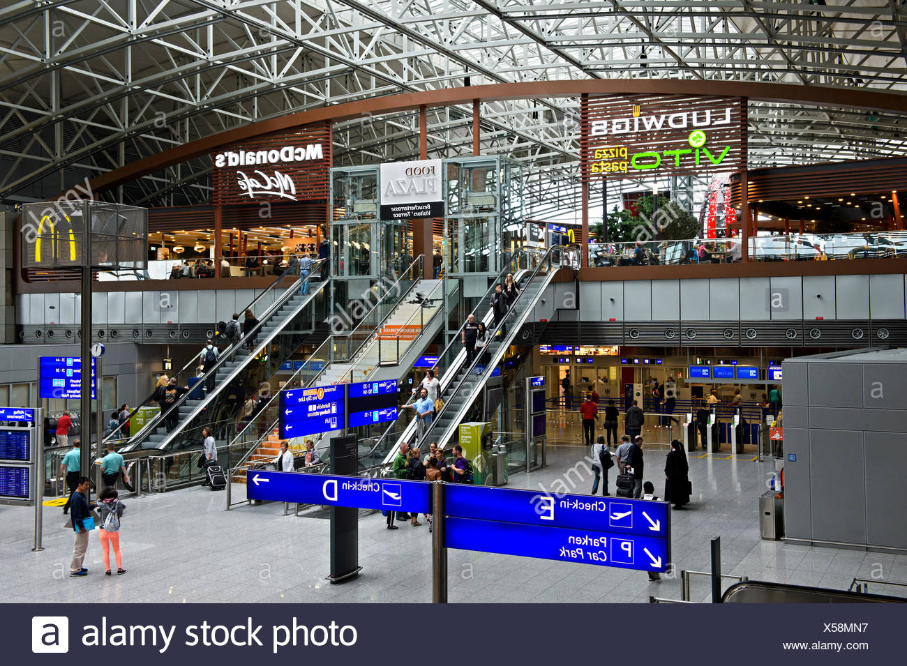 Frankfurt Flughafen Abflug Terminal 2 Adresse