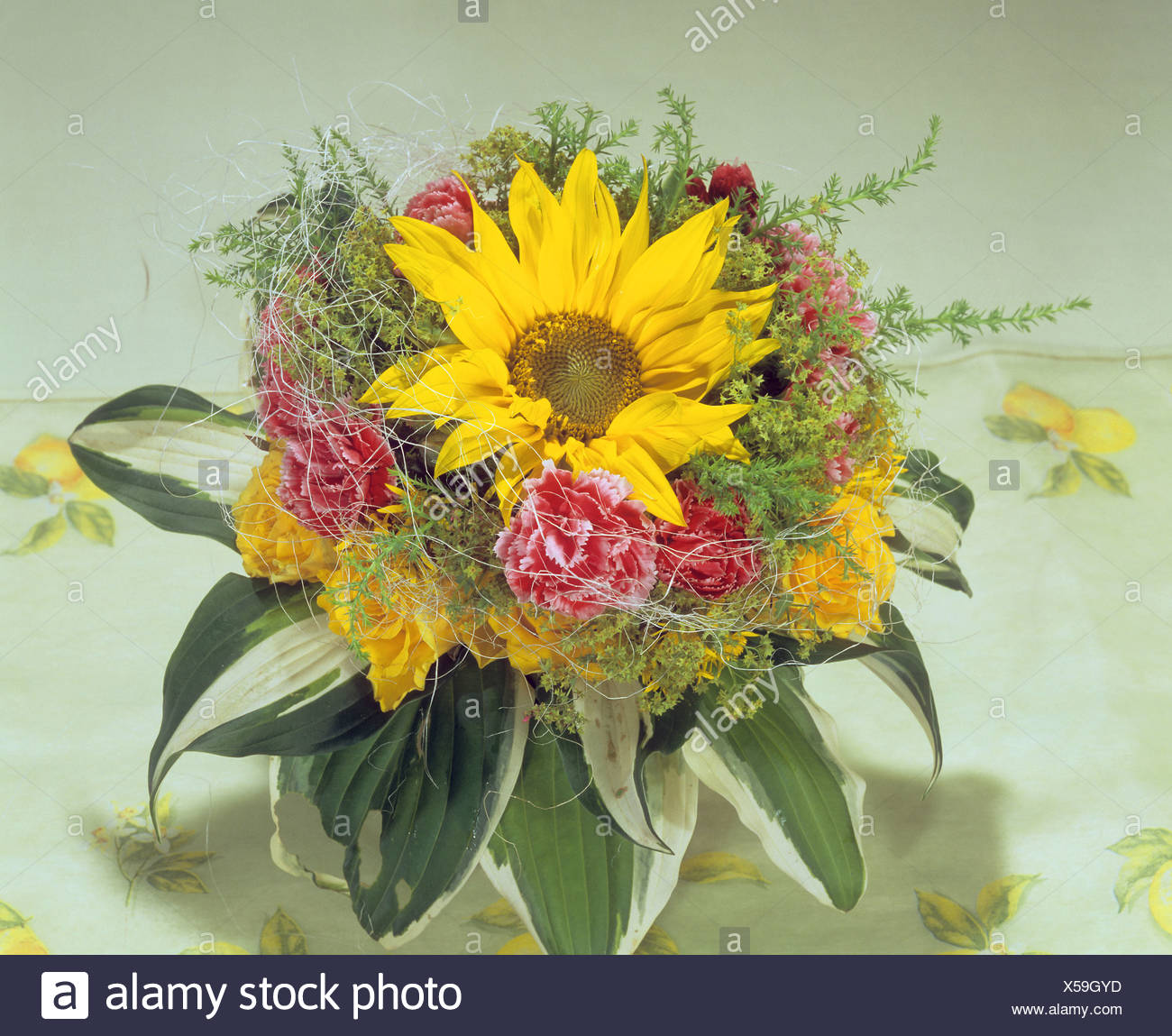 Different lilies stock photos different lilies stock images page bouquet with different flowers stock image izmirmasajfo