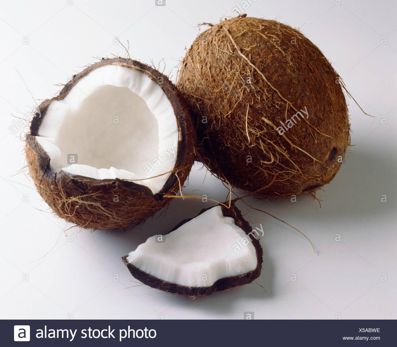 Coconuts - Stock Image