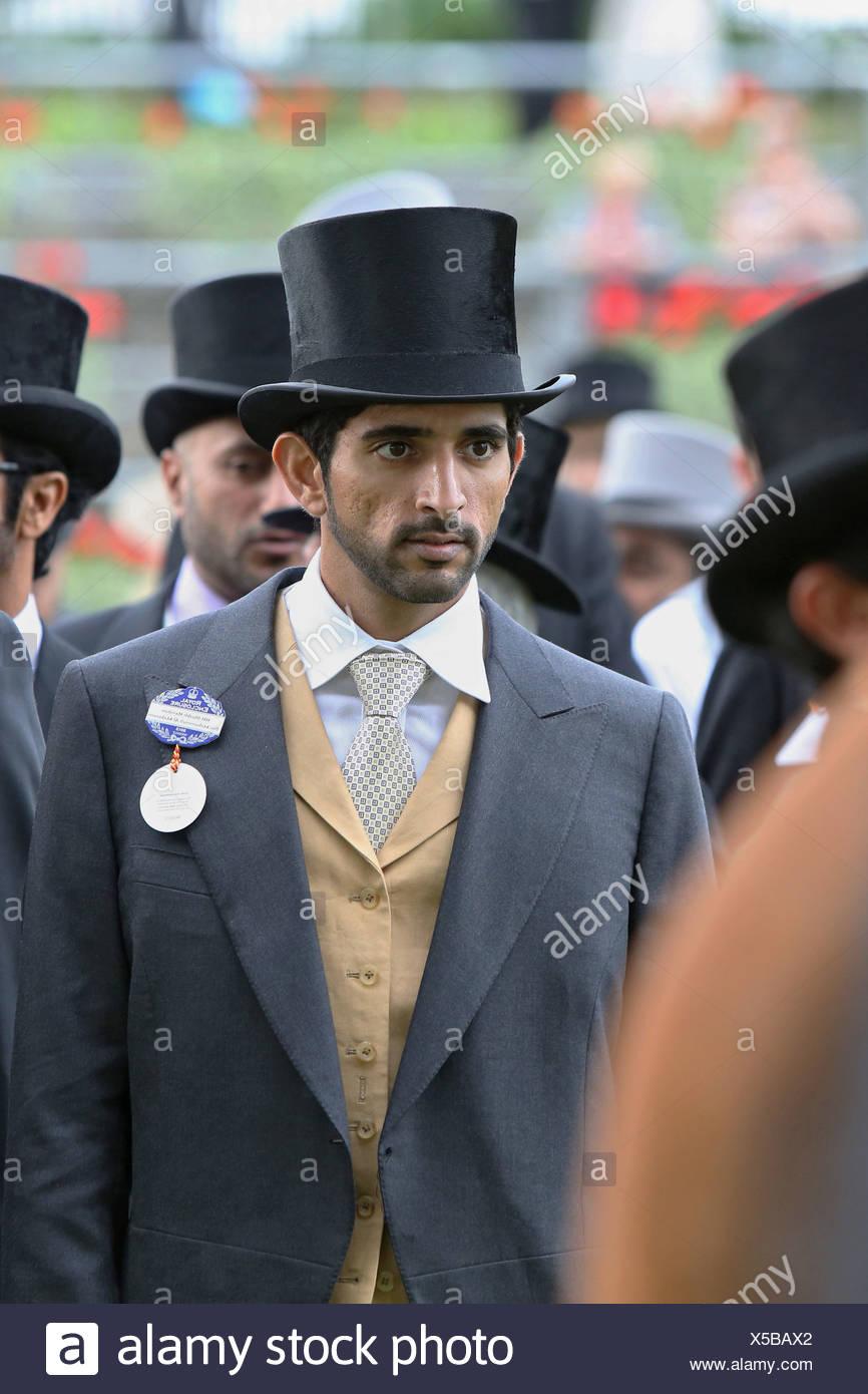 Ascot, United Kingdom, Sheikh Hamdan bin Mohammed bin Rashid al