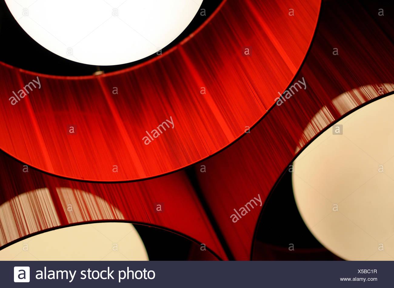 chandelier - Stock Image