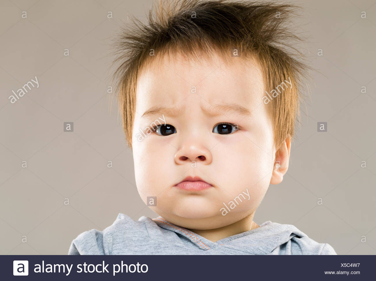 Little Small Angry Not Child Not Animal Stock Photos Little Small