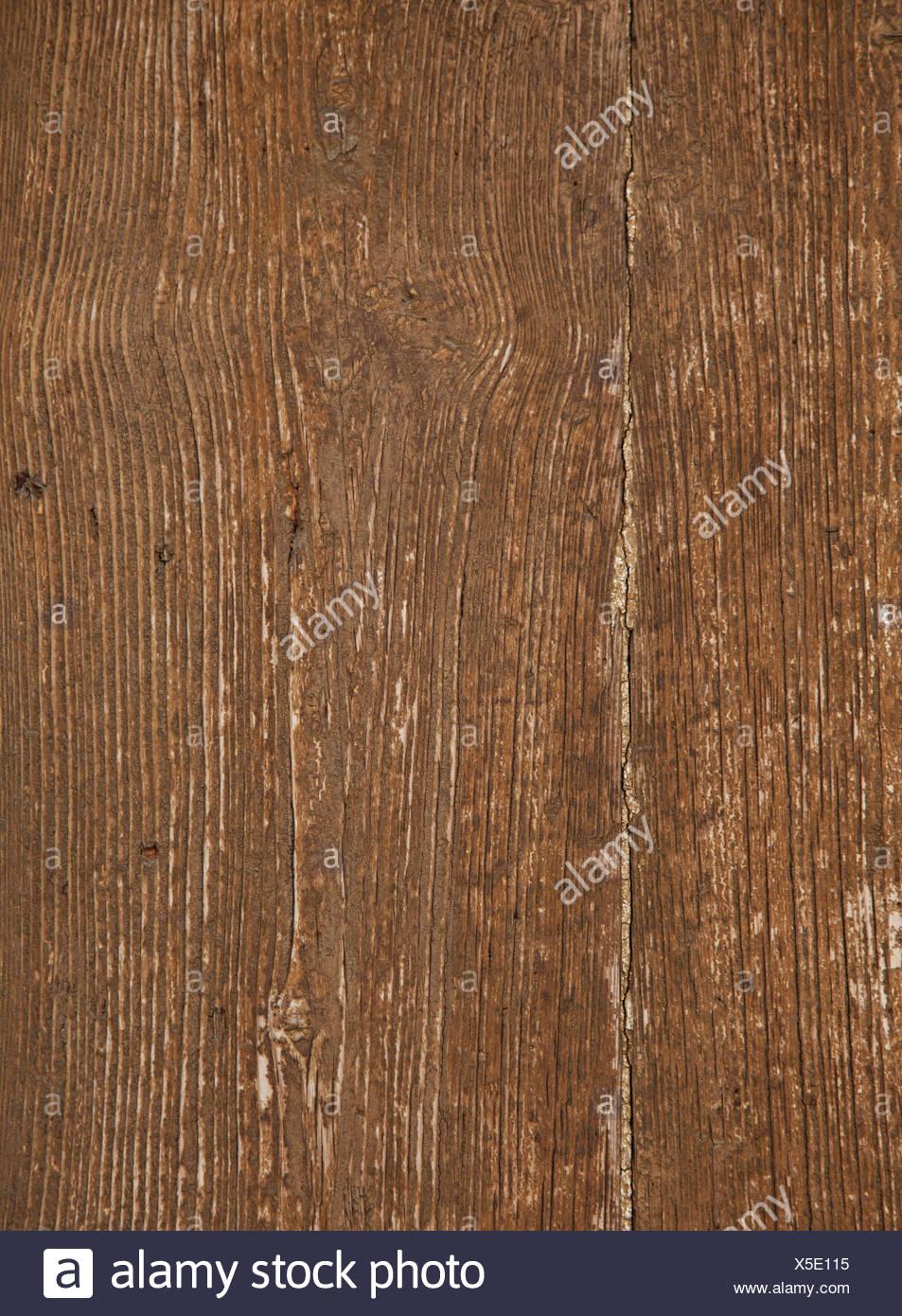Weathered wood - Stock Image
