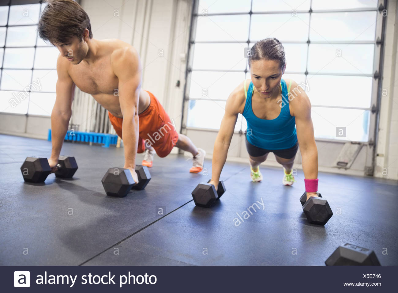 Pushup Stock Photos & Pushup Stock Images - Alamy