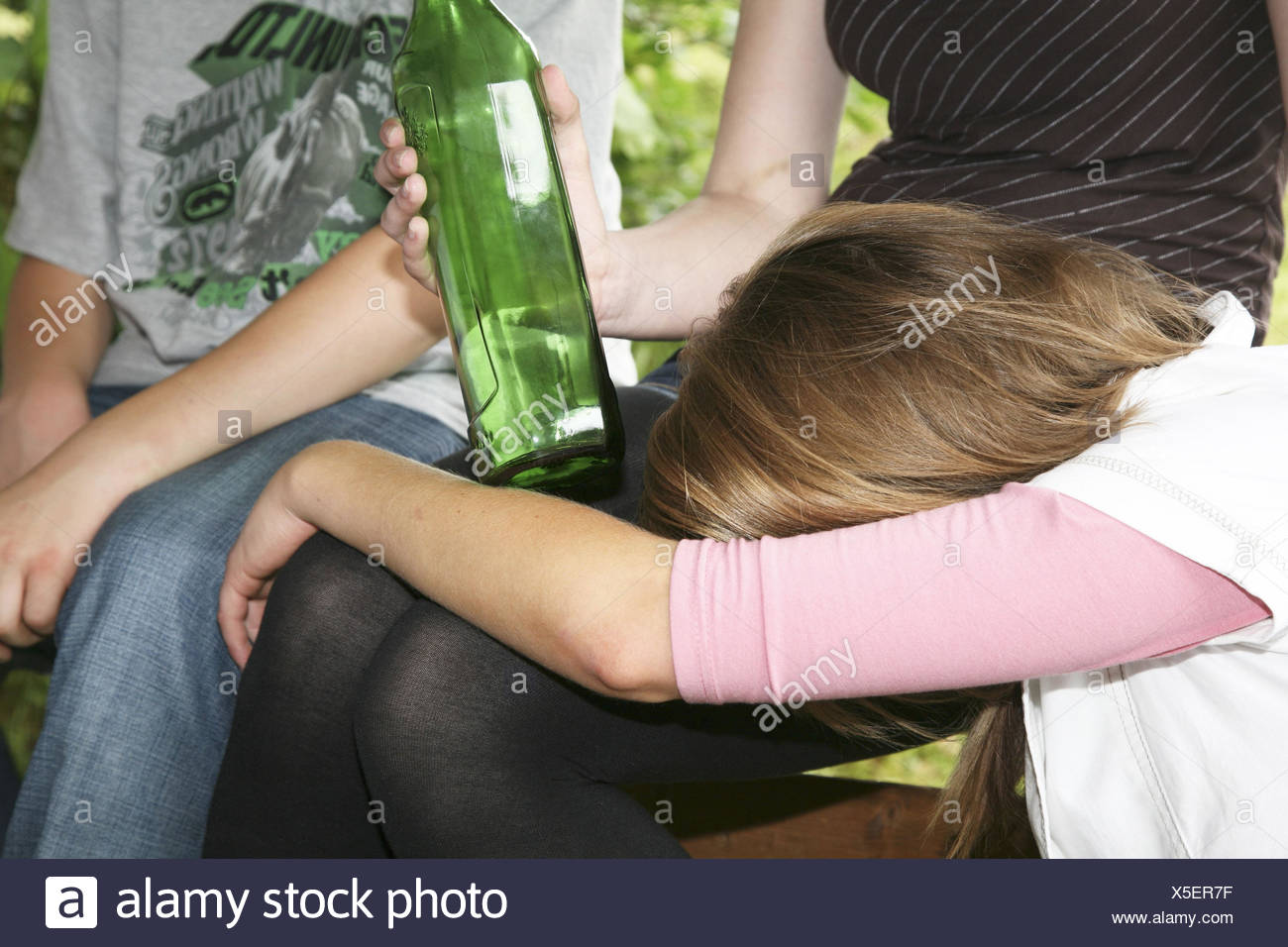Drunk girl abused at party opinion