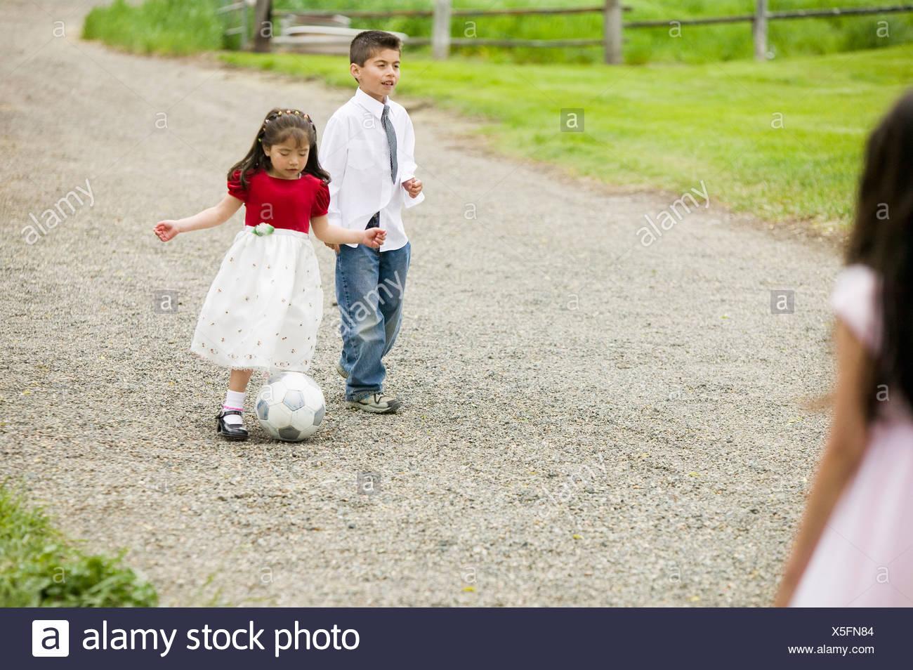 Family Soccer Dress Stock Photos & Family Soccer Dress Stock Images ...
