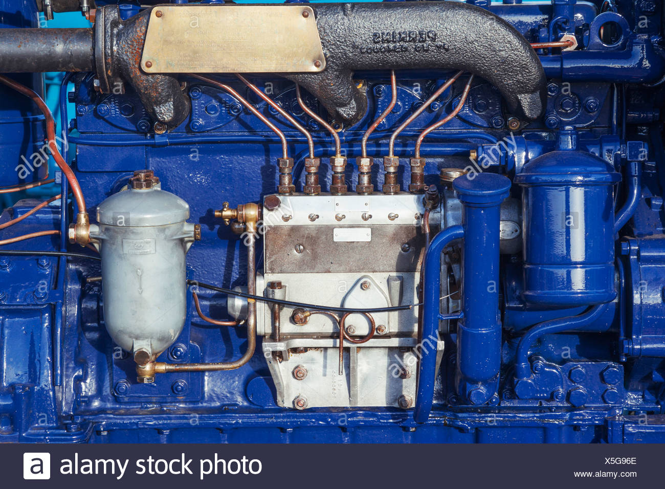Perkins Engine Stock Photos & Perkins Engine Stock Images - Alamy