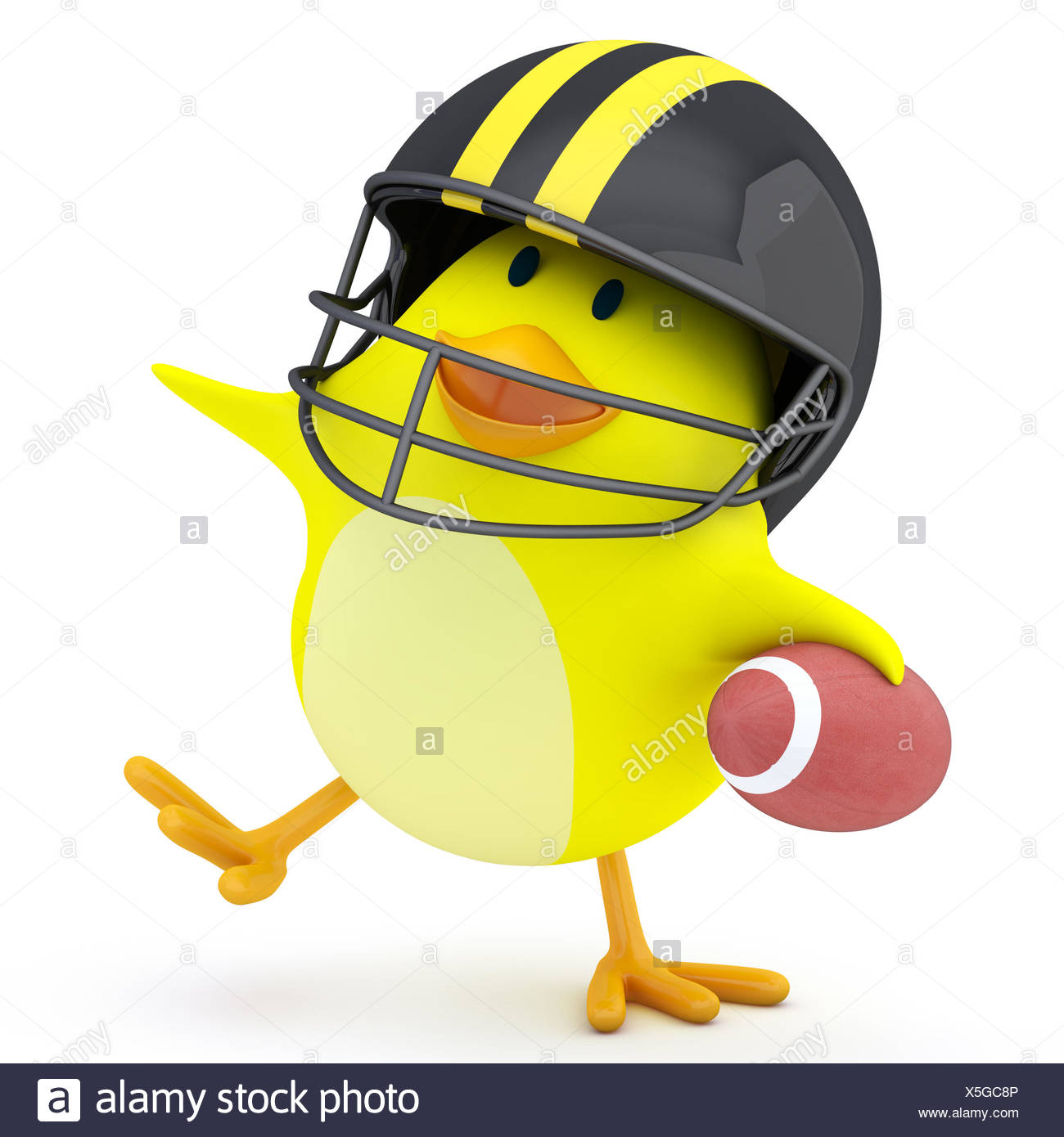 Quarterback - Stock Image