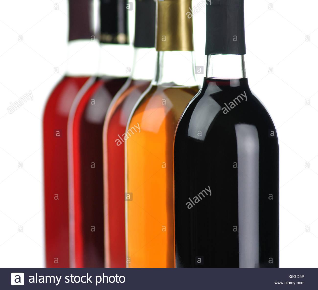 lots of wine bottles stock photos lots of wine bottles stock