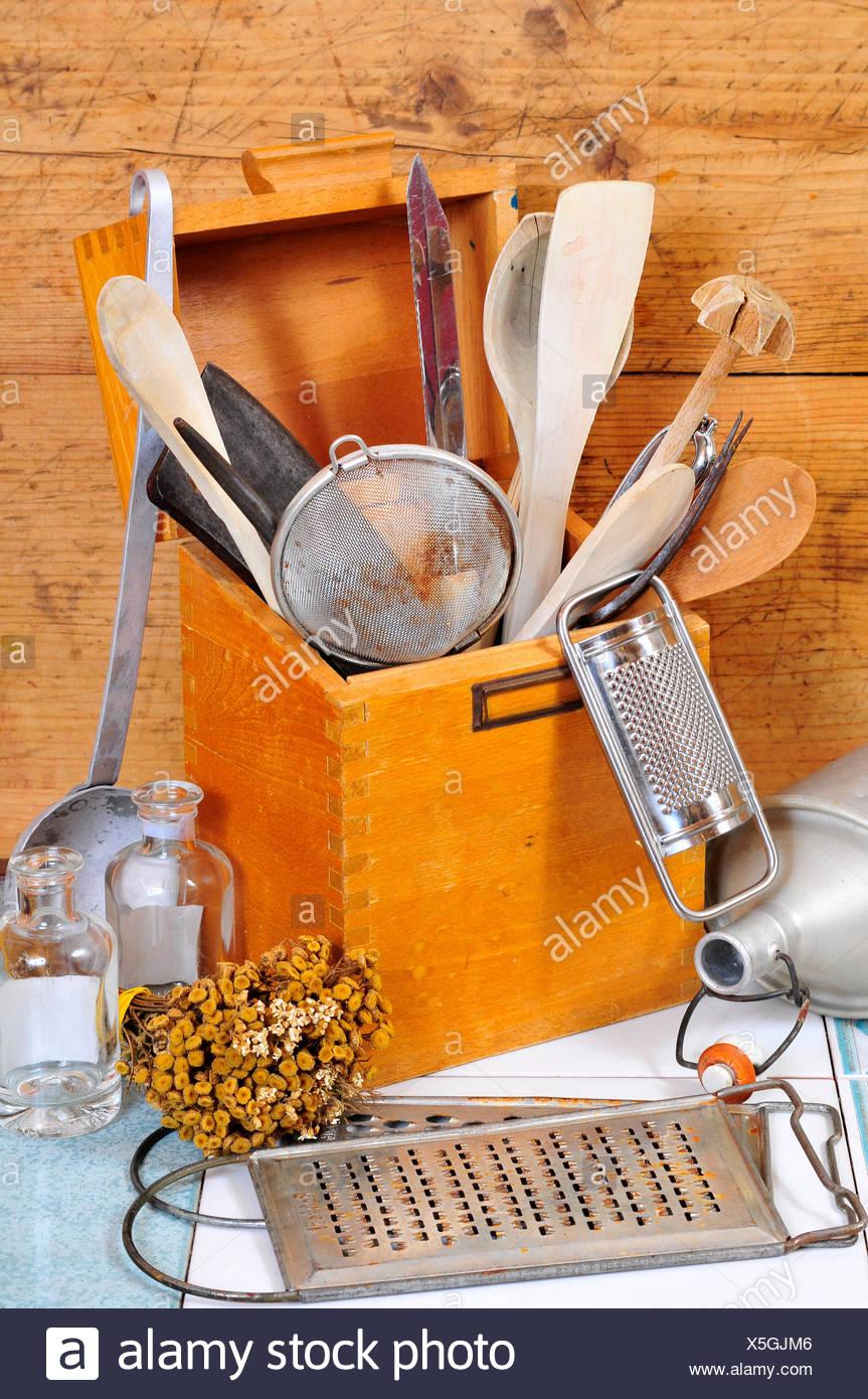 household granny boil - Stock Image