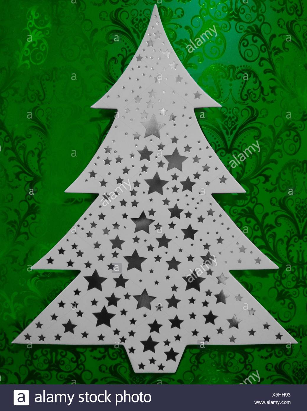Artificial Christmas Tree Stock Photos & Artificial Christmas Tree ...