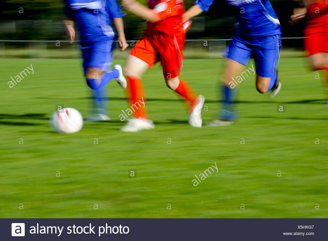 Footballplayer - Stock Image